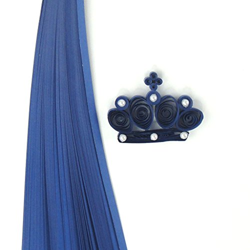 Quill On Quill On Quilling Paper, Dark Blue