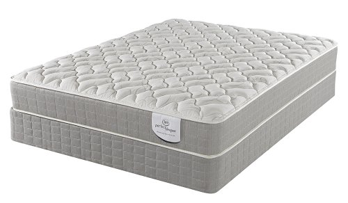 Serta Perfect Sleeper Delway Cal King Firm Mattress