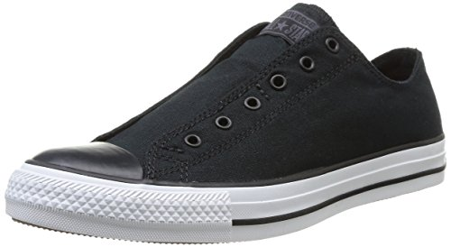 Converse, All Star Slip Canvas, Sneaker, Unisex - adulto, Nero (Black), 37