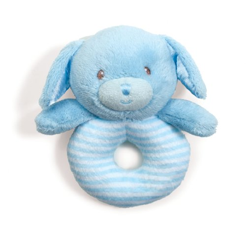 Kids Preferred Little Me Loop Rattle, Puppy