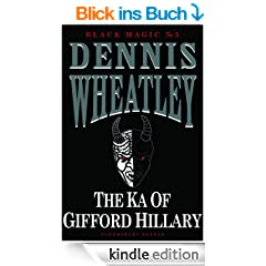The Ka of Gifford Hillary (Black Magic)