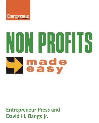 Non Profits Made Easy