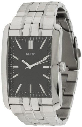 Guess Stainless Steel Man'S Watch U11687G1
