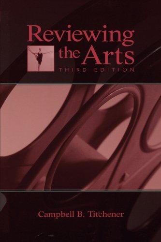 Reviewing the Arts (Lea's Communication Series)