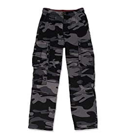 LITTLE BOYS Charger 360 Camo Cargo Pants