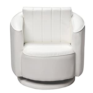 Gift Mark Upholstered Small Childs Swivel Chair from Gift Mark