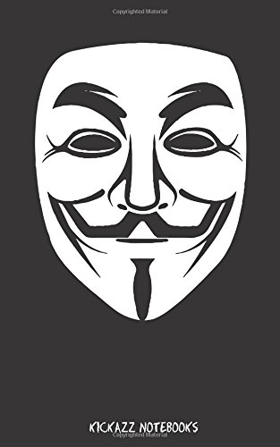 Guy Fawkes Mask: Notebook