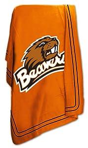Buy NCAA Oregon State Beavers Classic Fleece Blanket by Logo