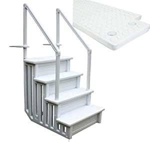 Amazon Com Xtremepowerus 32 Inch Safety Step Above