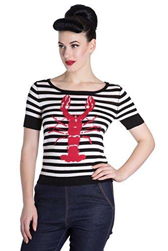 hell-bunny-red-lobster-vintage-streifen-strickshirt-shirt-schwarz-weiss-ro
