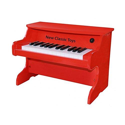 new-classic-toys-2042854-e-piano-en-rouge