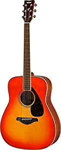 Yamaha FG820 Acoustic Guitar   Autumn Burst available at Amazon for Rs.44890