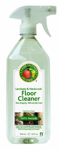 Earth Friendly Products Floor Cleaner, 32-Ounce Bottle (Pack of 6)