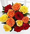 FTD Flowers Mixed Rose Birthday Bouqu…