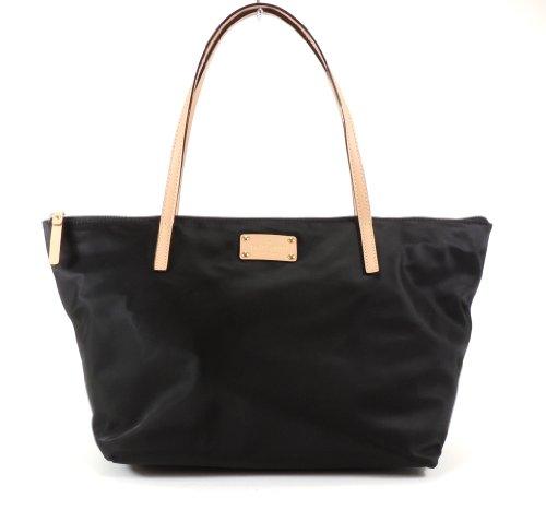 Kate Spade Handbag, Black, Sophie, Kennedy Park (Large Tote, Black) front-296950