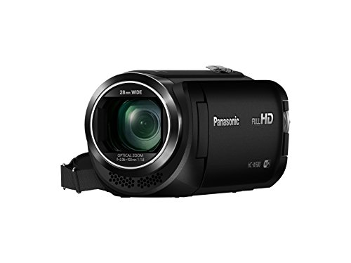 Buy Cheap Panasonic HC-W580K Full HD Camcorder with Wi-Fi, Built with Multi Scene Twin Camera (Black...