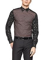 ZZ_Dolce & Gabbana Camisa Hombre (Caqui)