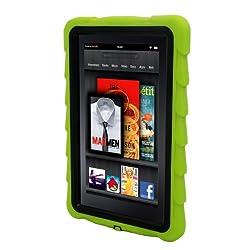 Kindle Fire - Drop Tech - Lime Green