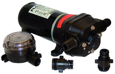 12V Bilge Pump 3/4 Barb-Seald