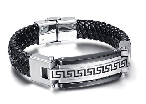 vnox-pulsera-de-cuero-griega-trenzada-del-brazalete-del-pun-o-de-la-textura-de-la-pu-negra-del-acero
