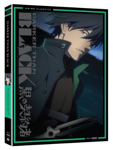 DARKER THAN BLACK-黒の契約者- (全25話+1話収録)BOX 北米版 日本語音声可