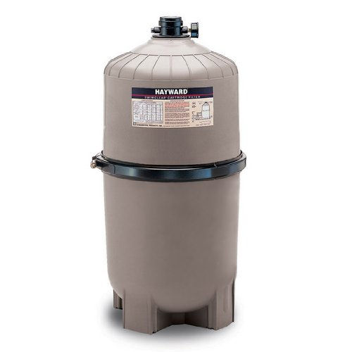 Hayward DE4820 Pro-Grid 48-Square-Foot Vertical D.E. Pool Filter