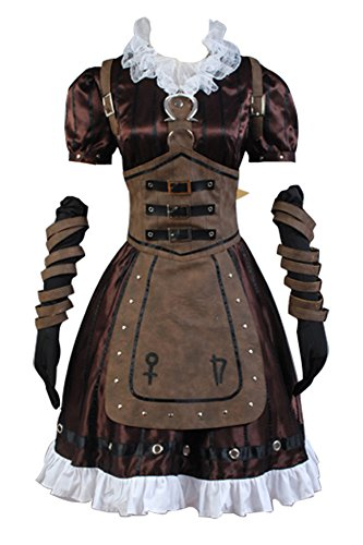 Alice In Wonderland Kostüm Madness Returns Halloween Erwachsene Alice Kleid
