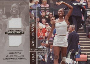 Venus Williams 2003 Netpro International Match Worn Apparel