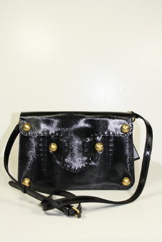 Fendi Handbags Black Leather shoulder or Clutch 8BP035 PRICE REDUCED CLEARANCE
