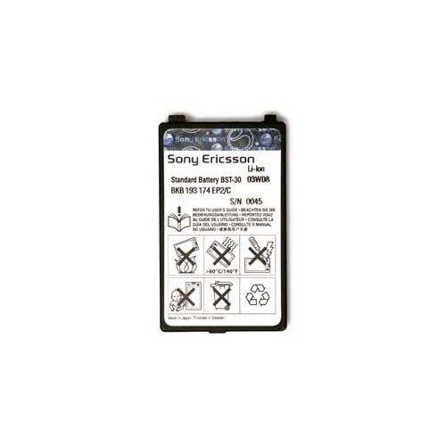 Sony Ericsson Mobile Standard Battery BST-30