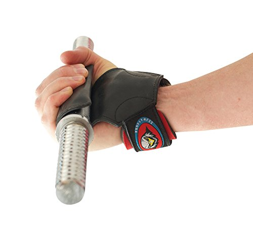 Best Weightlifting Wrist Wraps With Hand Grips