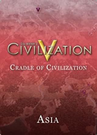 Sid Meier's Civilization V: Cradle of Civilization - Asia [Online Game Code]
