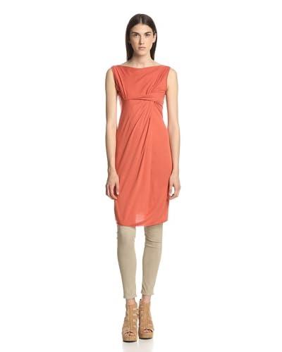 Rick Owens Lilies Women's Shirred Front Dress