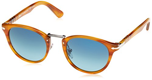 Persol - Typewriter Edition, Occhiali Da Sole unisex, 960/S3, 49 mm