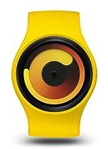 Ziiiro Z0001WY Unisex Gravity Banana Watch