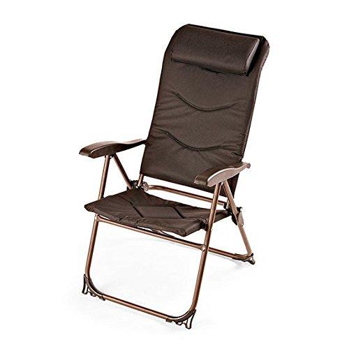 Gärtner Pötschke Camping-Stuhl Lido, schwarz günstig kaufen