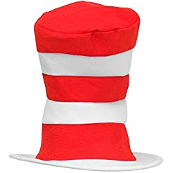 Kids Cat in the Hat Costume Accessory