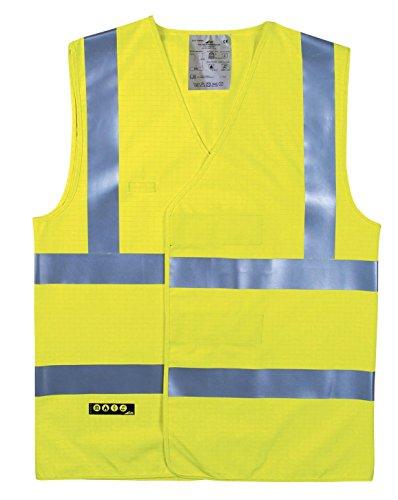 t2s-giletharou1jfxl-incombustible-chaleco-amarillo-tamano-xl