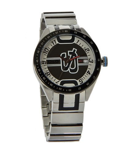 D & G DW0317 Gents Shuffled  Bracelet Watch
