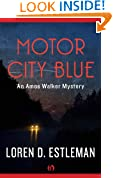 Motor City Blue: An Amos Walker Mystery (Book One)