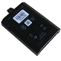 120g HDD for Xbox 360 Slim Black Color 120gb