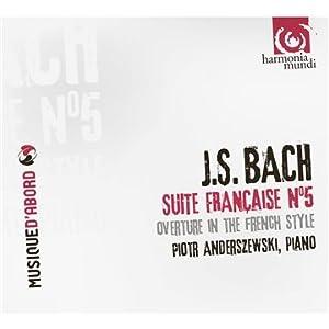 Französische Suite 5 Bwv 816