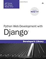 Python Web Development with Django Front Cover
