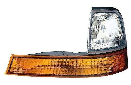Depo 331-1629R-US Ford Ranger Passenger Side Replacement Parking/Signal/Side Marker Lamp Unit Style: Passenger Side (RH)