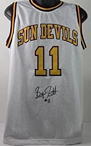 Byron Scott Autographed Jersey - Arizona State On Front Itp - PSA DNA Certified -... by Sports+Memorabilia