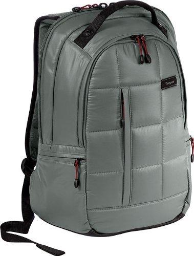 Crave Laptop Backpack- Grey for 16 Grey Eng/ Fr Lifetime Warranty
