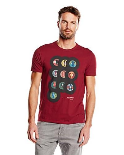 Ben Sherman T-Shirt Manica Corta [Rosso]