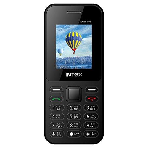 Intex Eco 105 With Auto Call Recordin...