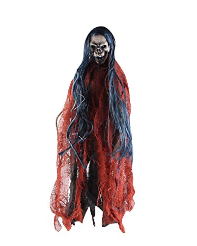 Keral Horrible Halloween Decoration Hanged Ghost Prop