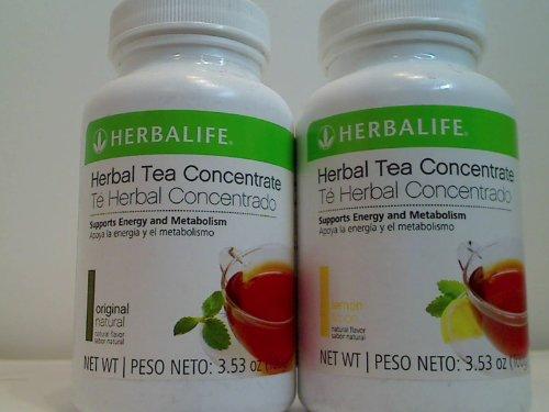 Herbalife Tea Flavors